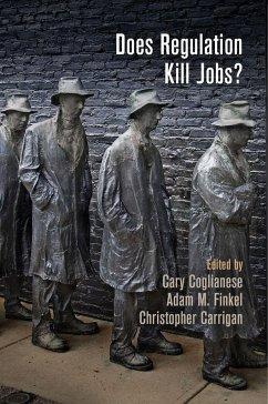 Does Regulation Kill Jobs?