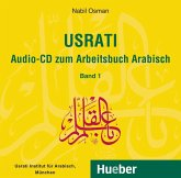 Audio-CD zum Arbeitsbuch / Usrati, Lehrbuch für modernes Arabisch Bd.1