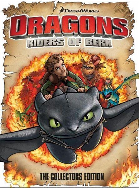 Dragons: Riders of Berk - Furman, Simon; Nazif, Iwan