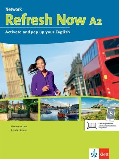 Refresh Now A2 - Clark, Vanessa; Hübner, Lynda