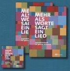 Mehr als Worte sagt ein Lied. Jugendchorbuch für gleiche Stimmen, Chorleiter-Paket