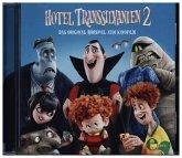Hotel Transsilvanien 2, Audio-CD