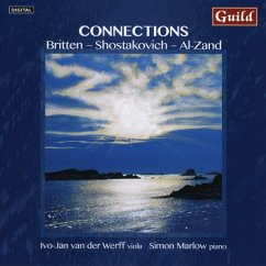 Connections - Der Werff,Ivo-Jan/Marlow,Simon