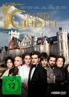Grand Hotel - Die komplette fünfte Staffel DVD-Box - Ozores,Adriana/Salamanca,Amaia/Gonzalez,Yon/+