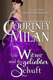 Die Witwe und ihr geliebter Schuft (Geliebte Widersacher, #3) (eBook, ePUB)