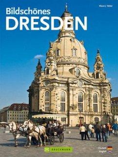 Bildschönes Dresden, deutsch-englische Ausgabe; Beautiful Dresden (Mängelexemplar)