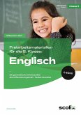 Freiarbeitsmaterialien für die 5. Klasse: Englisch (eBook, PDF)