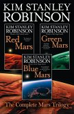 The Complete Mars Trilogy: Red Mars, Green Mars, Blue Mars (eBook, ePUB)