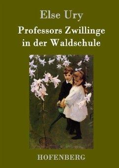 Professors Zwillinge in der Waldschule - Ury, Else