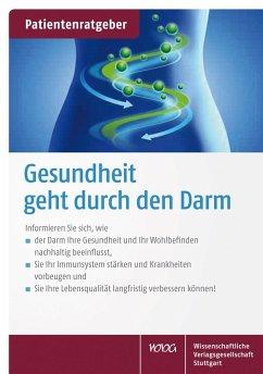 Gesundheit geht durch den Darm - Gröber, Uwe; Kisters, Klaus