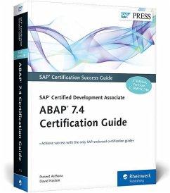 ABAP 7.4 Certification Guide-SAP Certified Deve...