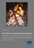 Die Lehre von den Brennmaterialien