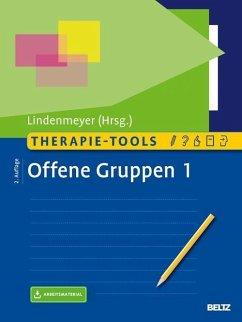 Therapie-Tools Offene Gruppen 1 (eBook, PDF)