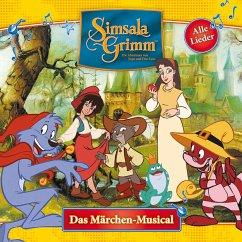 Das Märchen-Musical / SimsalaGrimm (1 Audio-CD)