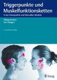 Triggerpunkte und Muskelfunktionsketten (eBook, ePUB)
