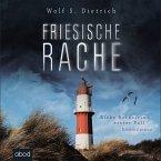 Friesische Rache / Kommissarin Rieke Bernstein Bd.1 (6 Audio-CDs)