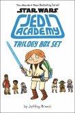 Star Wars: Jedi Academy Trilogy Box Set, 3 Bände