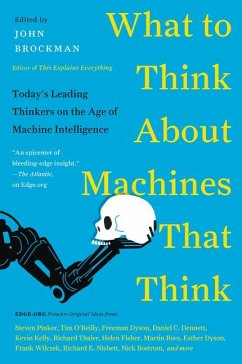What to Think About Machines That Think - Brockman, John