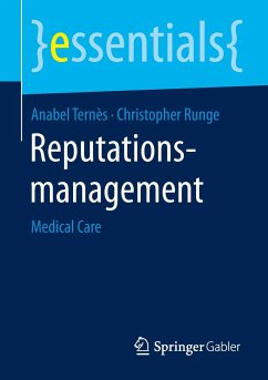 Reputationsmanagement - Ternès, Anabel; Runge, Christopher