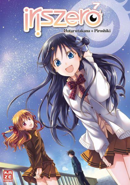Buch-Reihe Iris Zero