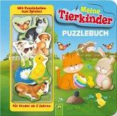 Puzzlebuch - Meine Tierkinder