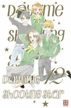 Buch-Reihe Daytime Shooting Star