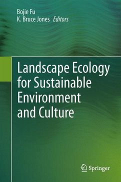 Landscape Ecology for Sustainable Environment and Culture