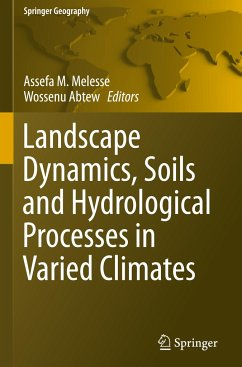 Landscape Dynamics, Soils and Hydrological Processes in Varied Climates