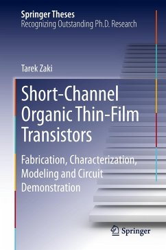 Short-Channel Organic Thin-Film Transistors - Zaki, Tarek