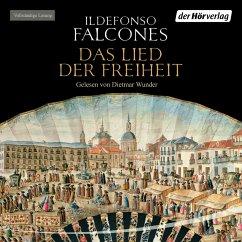 Das Lied der Freiheit (MP3-Download) - Falcones, Ildefonso