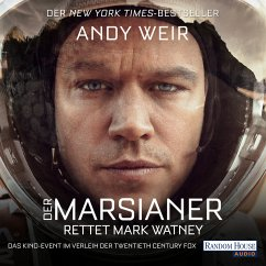 Der Marsianer (MP3-Download) - Weir, Andy