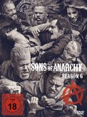 Sons of Anarchy - Season 6 (4 DVDs)