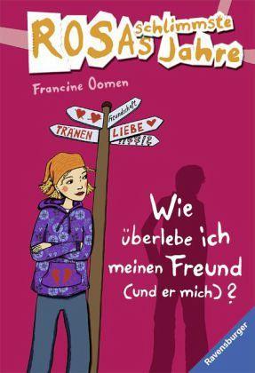 Buch-Reihe Rosas schlimmste Jahre von Francine Oomen