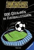 1000 Gefahren im Fußballstadion / 1000 Gefahren Bd.32 (Mängelexemplar)