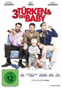 3 Türken & ein Baby - 3 Türken U.E.Baby/Dvd