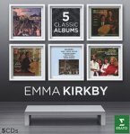Emma Kirkby-5 Classic Albums