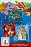 SimsalaGrimm Folge 1: Der gestiefelte Kater / Rapunzel