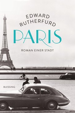 Paris (eBook, ePUB) - Rutherfurd, Edward