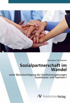 Sozialpartnerschaft im Wandel