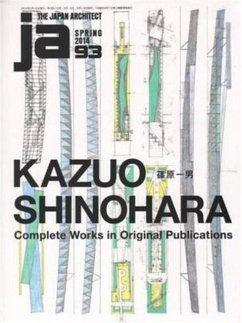 Ja 93 Spring, 2014: Kazuo Shinohara