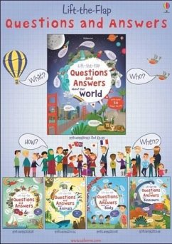 Lift-the-Flap Questions & Answers About Our World - Daynes, Katie