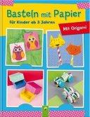 Basteln mit Papier für Kinder ab 3 Jahren