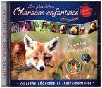 Die schönsten französischen Kinderlieder, 1 Audio-CD
