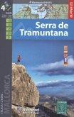 Wanderkarte Serra de Tramuntana, 2 Bl.