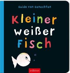 Kleiner weißer Fisch - Genechten, Guido van