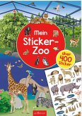 Mein Stickerbuch: Mein Sticker-Zoo