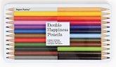 Buntstifte Double Happiness Pencils