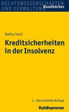Kreditsicherheiten in der Insolvenz (eBook, PDF) - Smid, Stefan