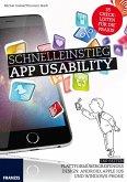 Schnelleinstieg App Usability (eBook, ePUB)
