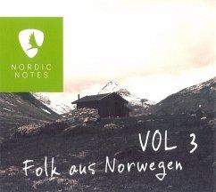 Nordic Notes Vol.3-Folk Aus Norwegen - Diverse